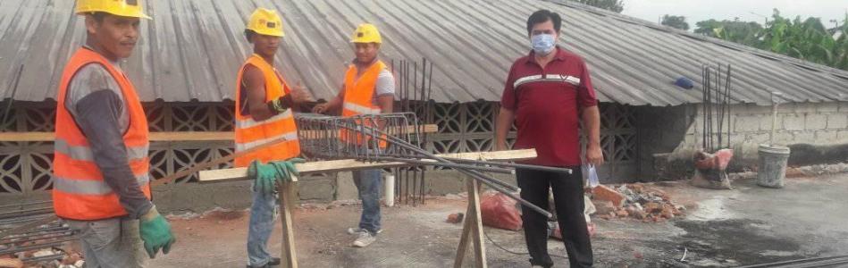 CONSTRUCCIÓN DE LA SEGUNDA PLANTA Y REMODELACIÓN DE LA PRIMERA PLANTA DEL GAD PARROQUIAL DE TENDALES.